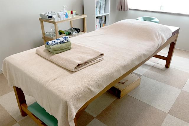 いろは治療院/施術室